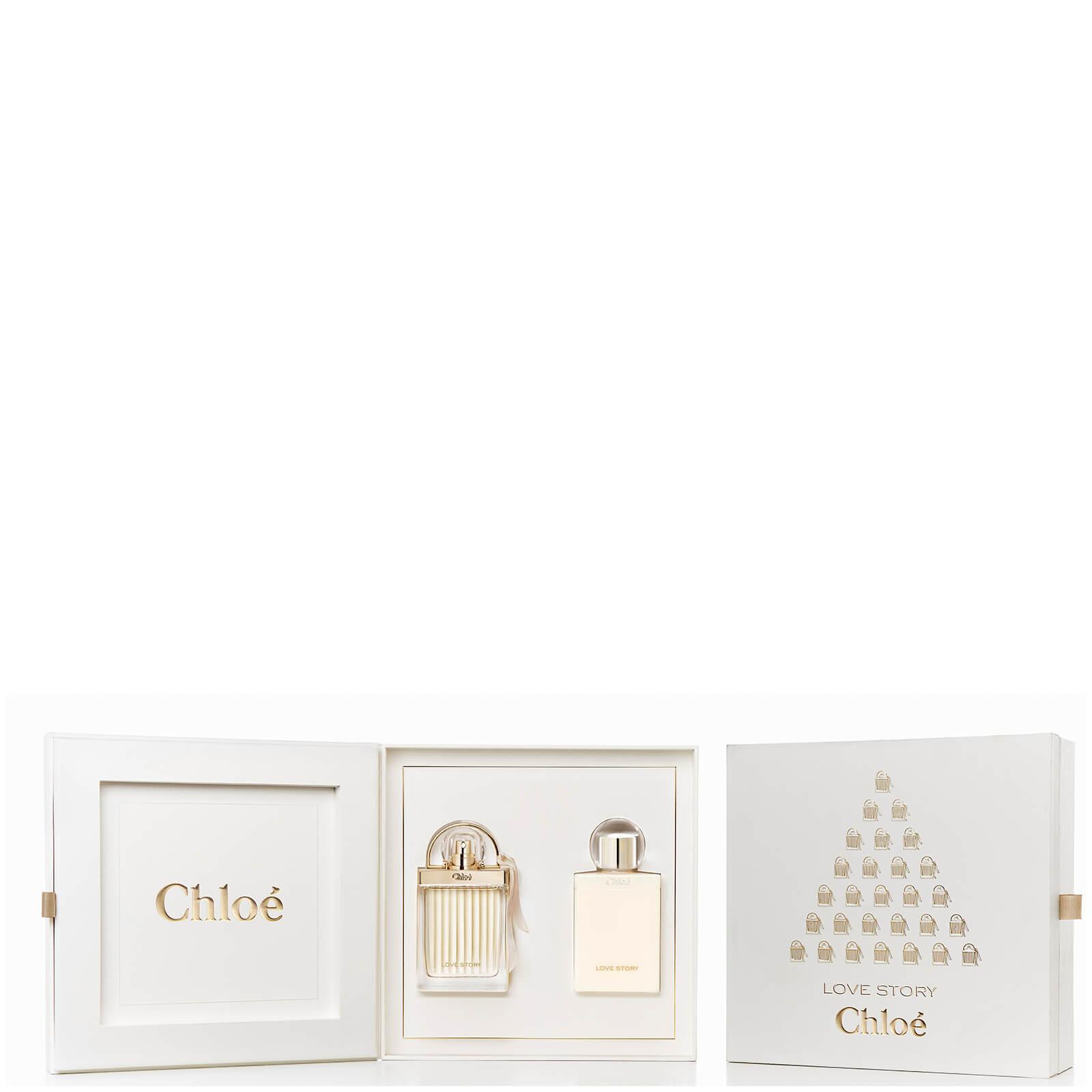 Pour Love Chloé Coffret Eau Femmes Parfum Story De fyb6g7