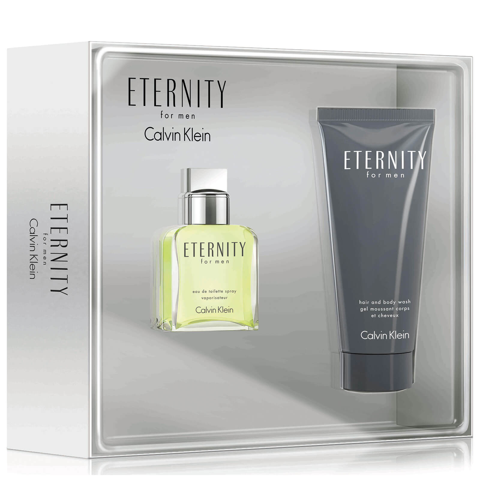 Calvin Klein Eternity For Men Eau De Toilette 30ml Coffret Free Man Description Kleins