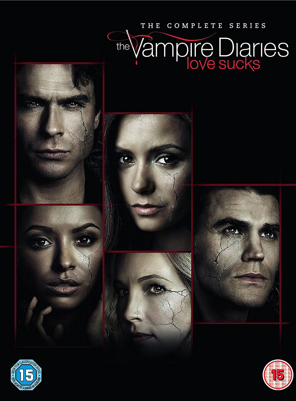 Vampire Diaries Season 1 8 Dvd Zavvide