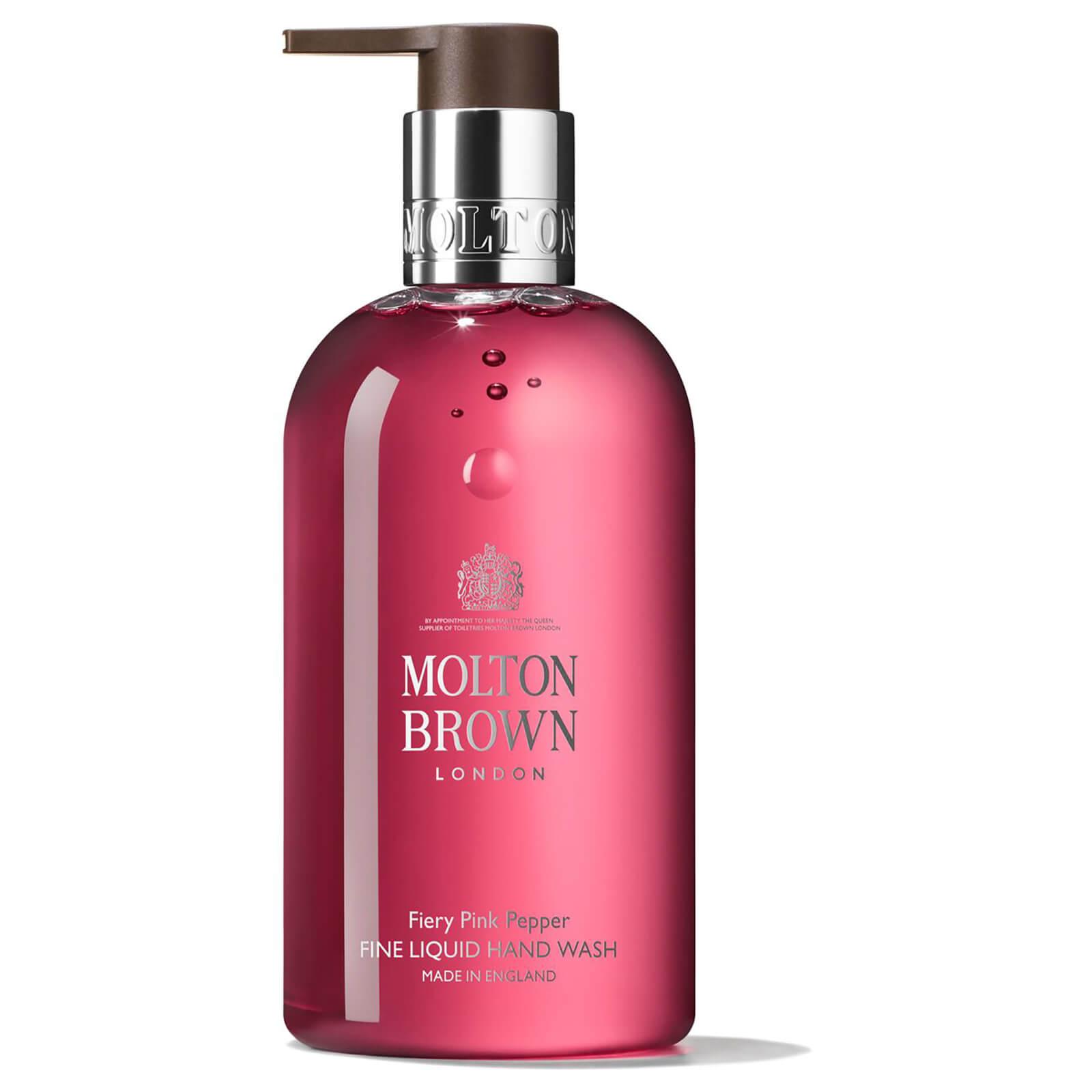 3654d927db2e Molton Brown Fiery Pink Pepper Fine Liquid Hand Wash 300ml