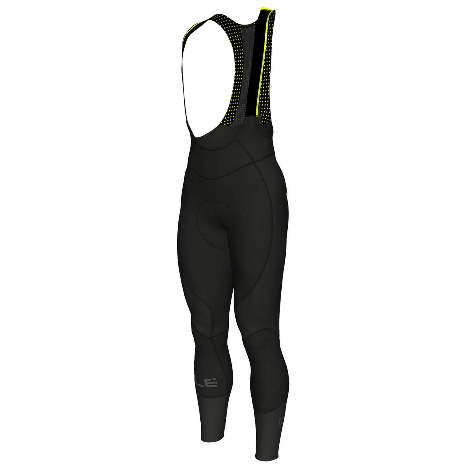 Alé CP 2.0 Be-Hot Bib Tights - Black