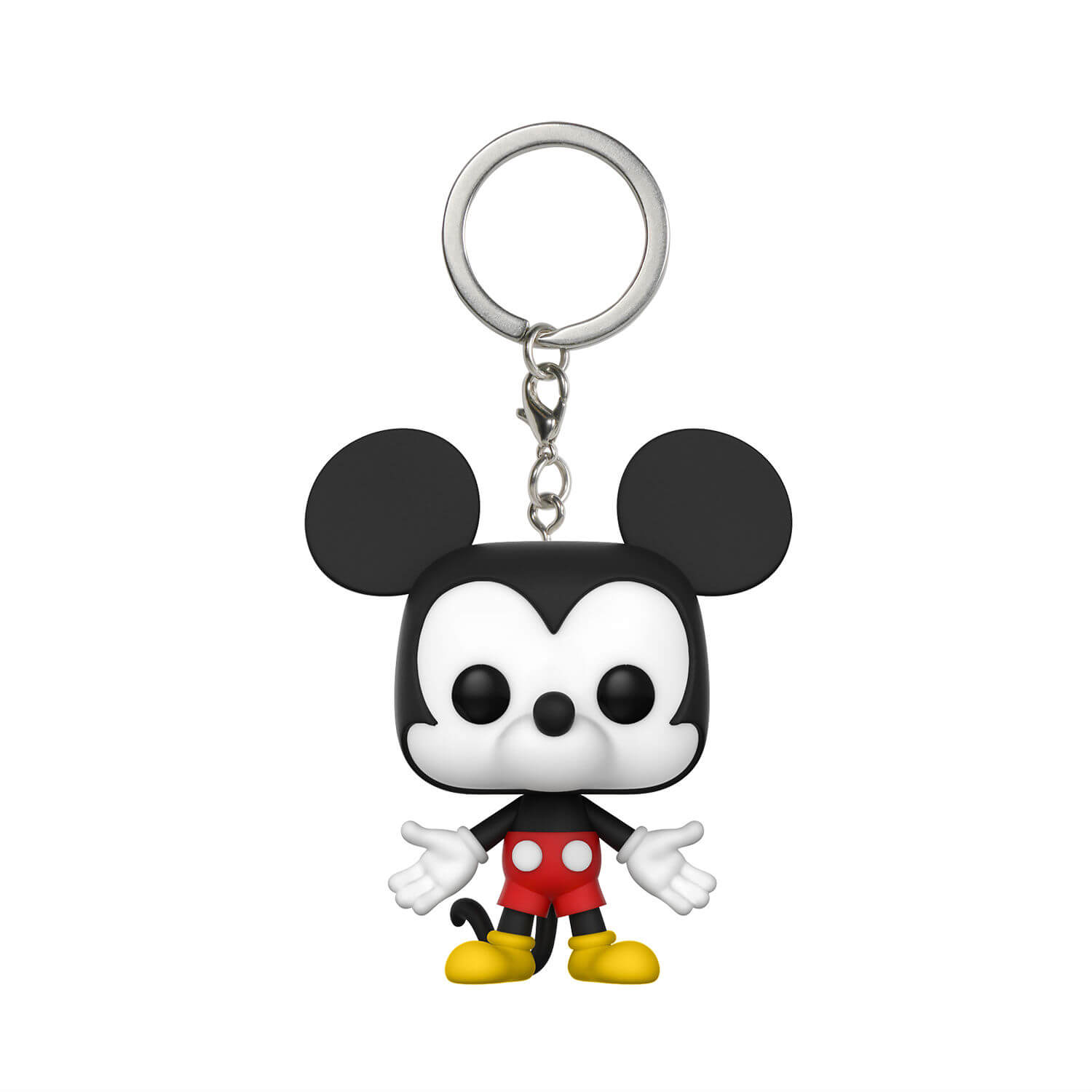 Disney Mickey Mouse Pop! Keychain