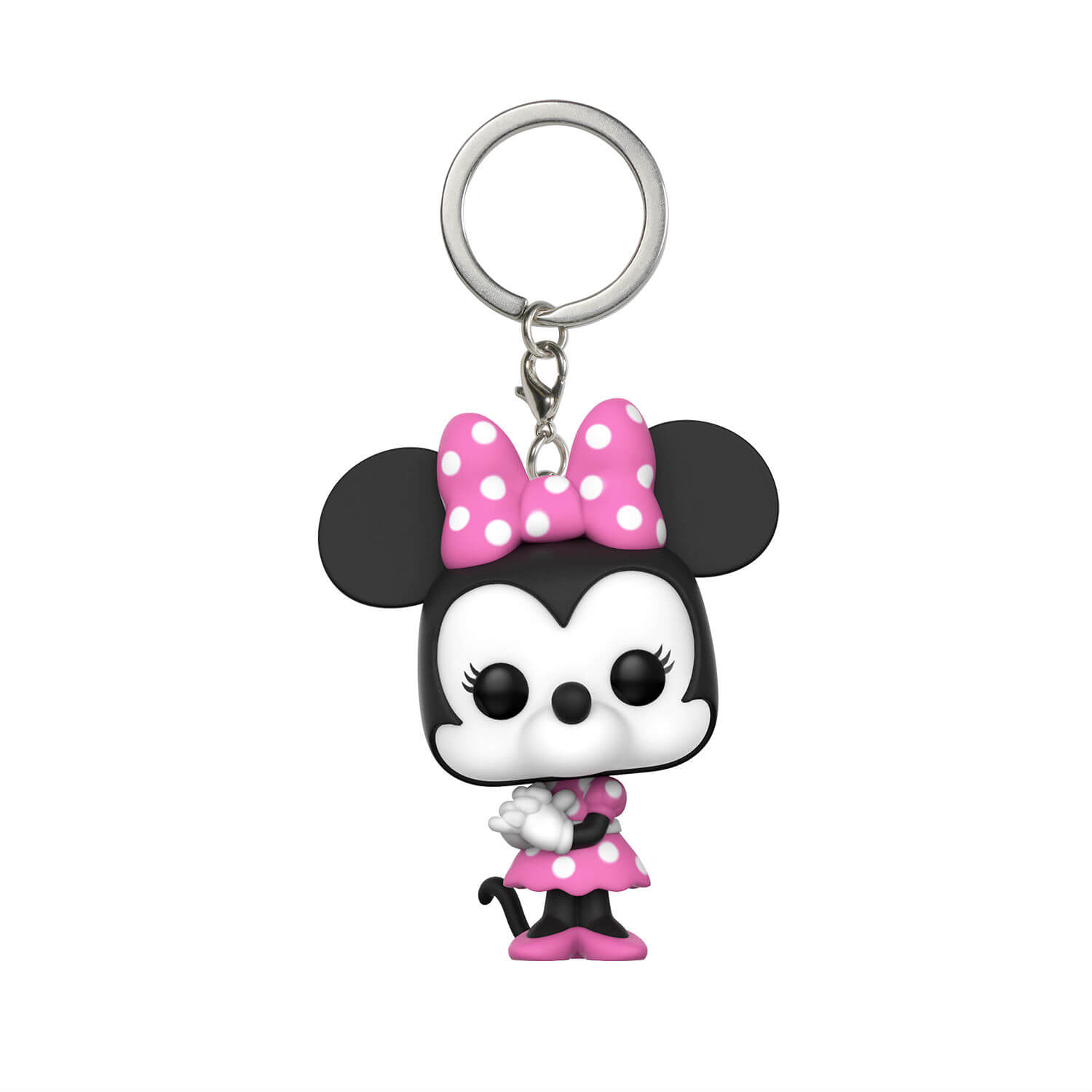 Disney Minnie Mouse Pop! Keychain