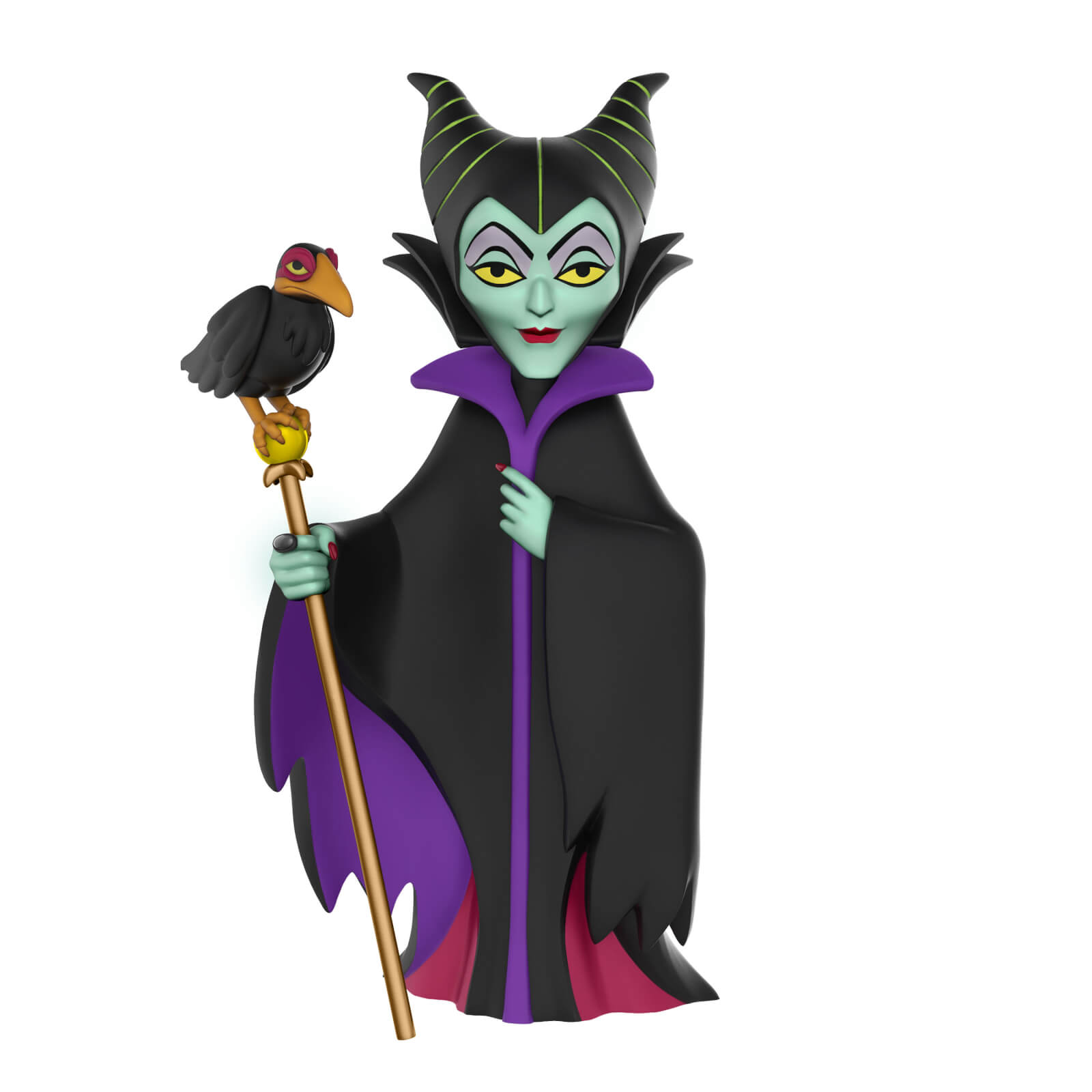 Disney Maleficent Rock Candy Vinyl Figure