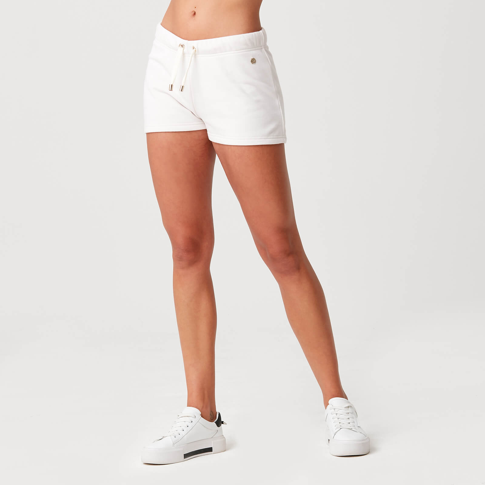 Luxe Lounge Shorts - Oatmeal - XS