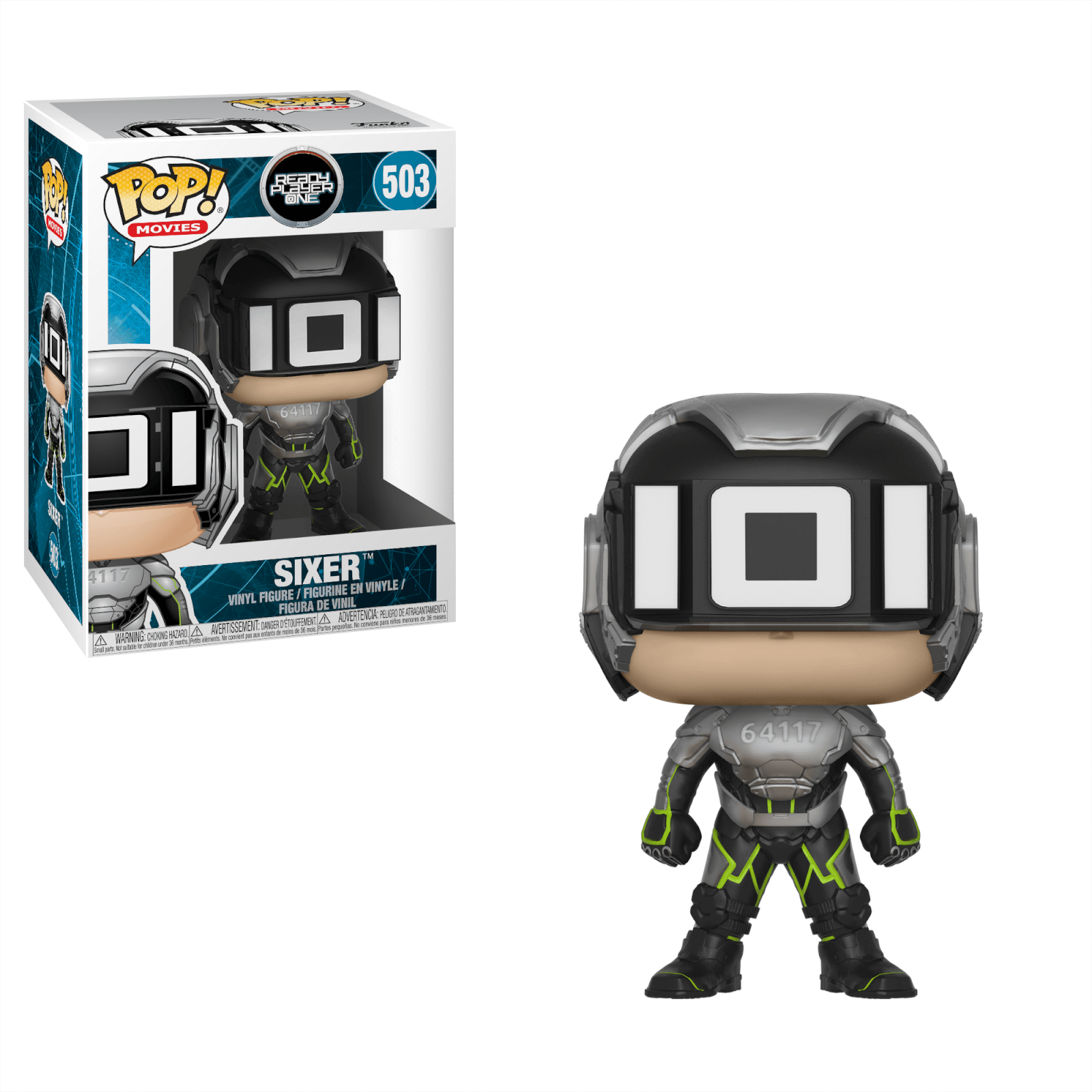 Ready Player One Sixer Pop! Vinyl Figure