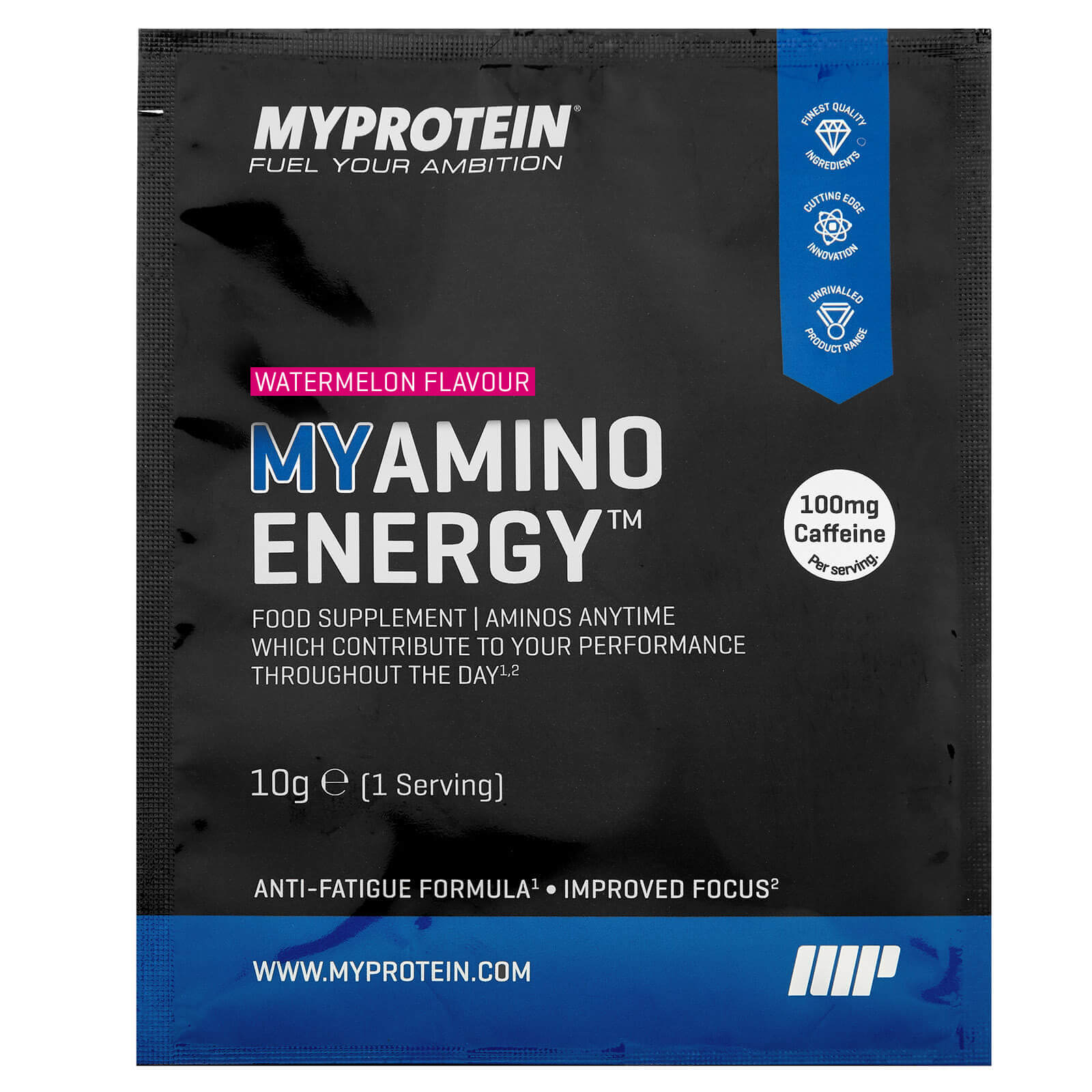 MYAmino Energy, Watermelon, (Sample)
