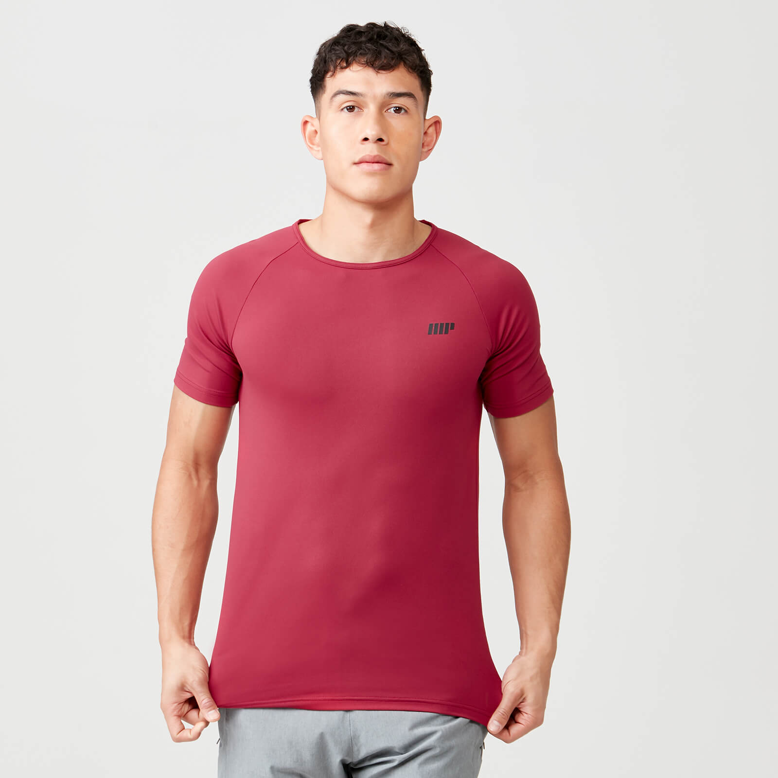 Myprotein Dry Tech T-Shirt - Red - XS