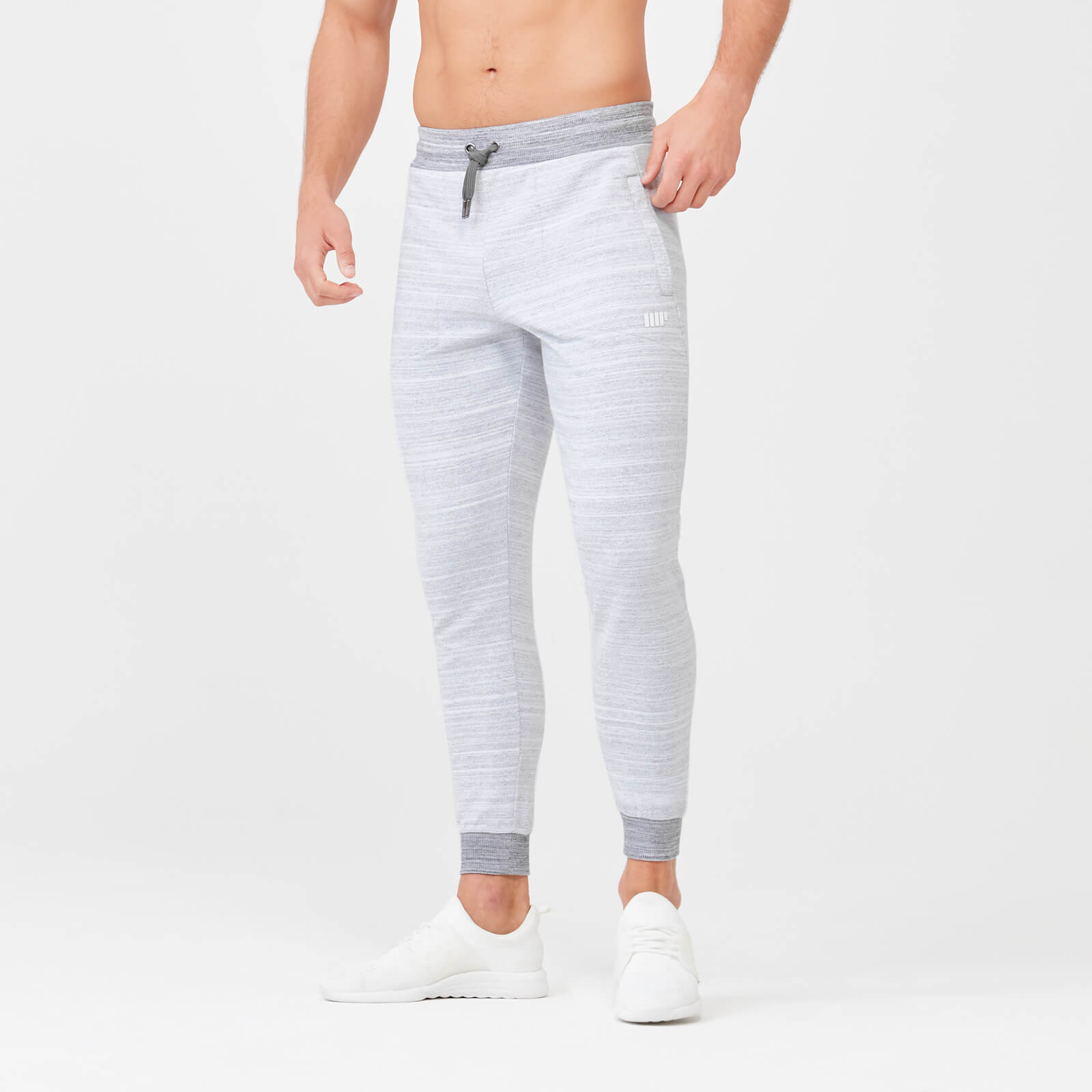 Swift Joggers - Grey Marl - M