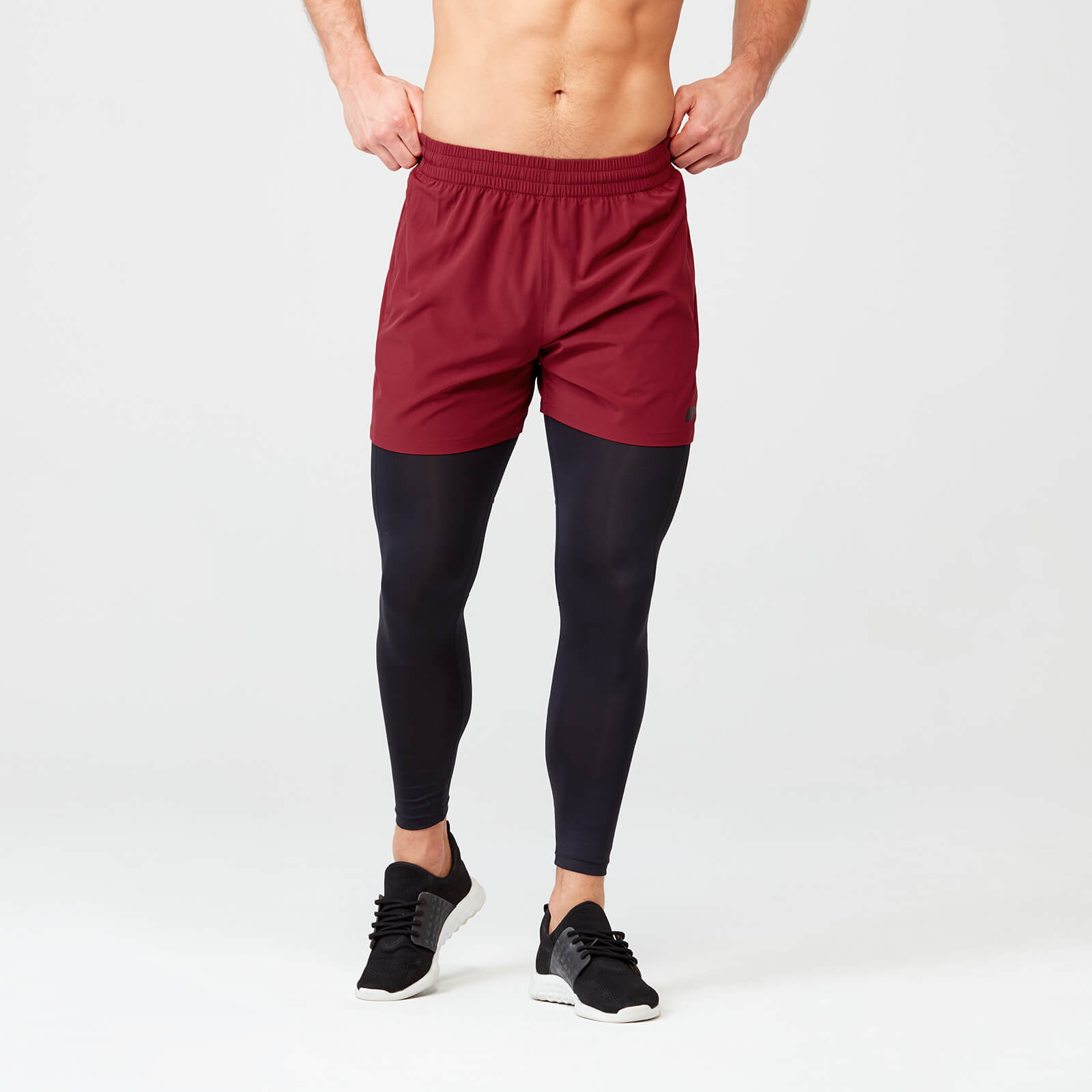 Sprint Shorts - Red - XL
