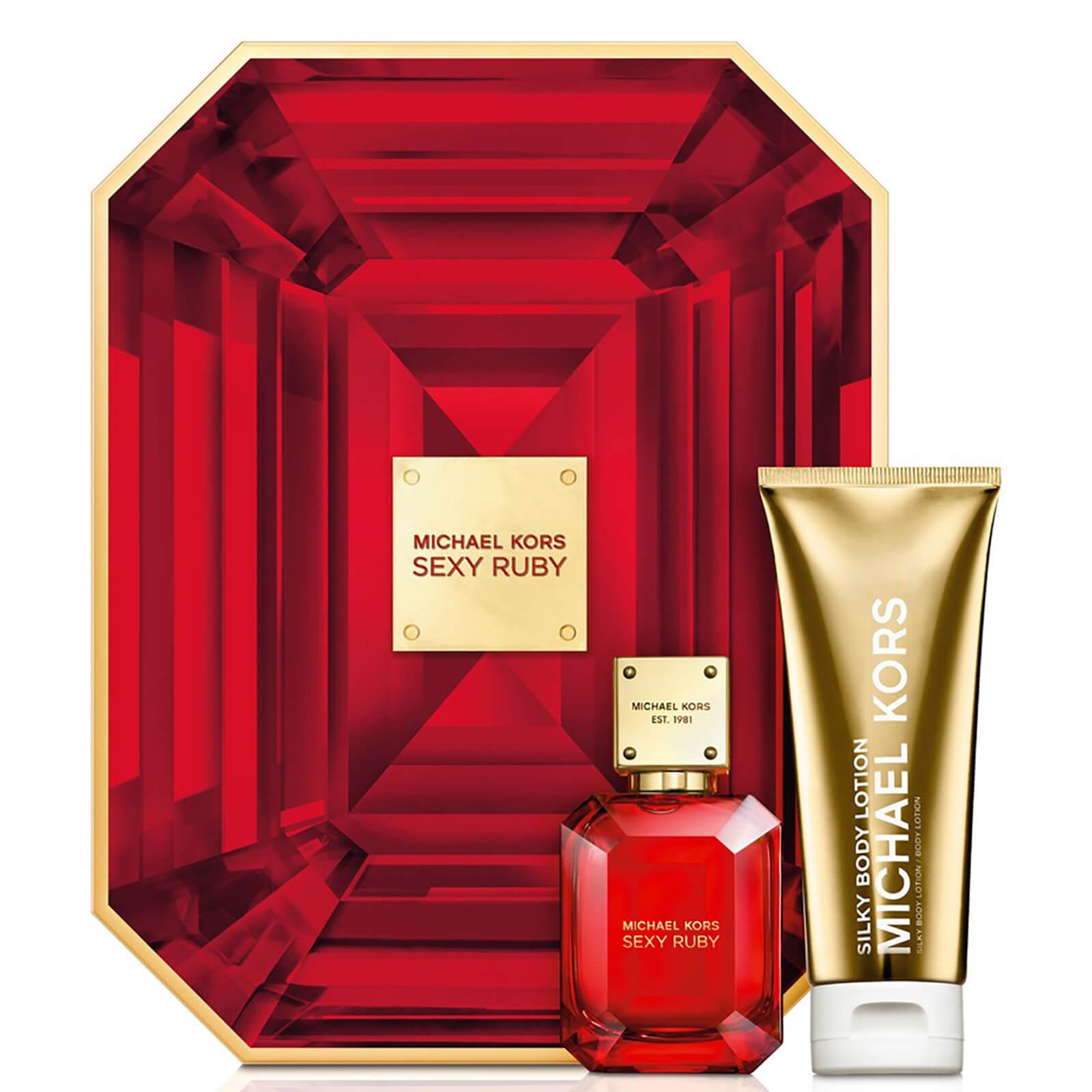 d761022289d9 MICHAEL MICHAEL KORS Wonderlust Sensual Essence Eau de Parfum 30ml. £46.00. MICHAEL  MICHAEL KORS Sexy Ruby 50ml 2-Piece Set. Description