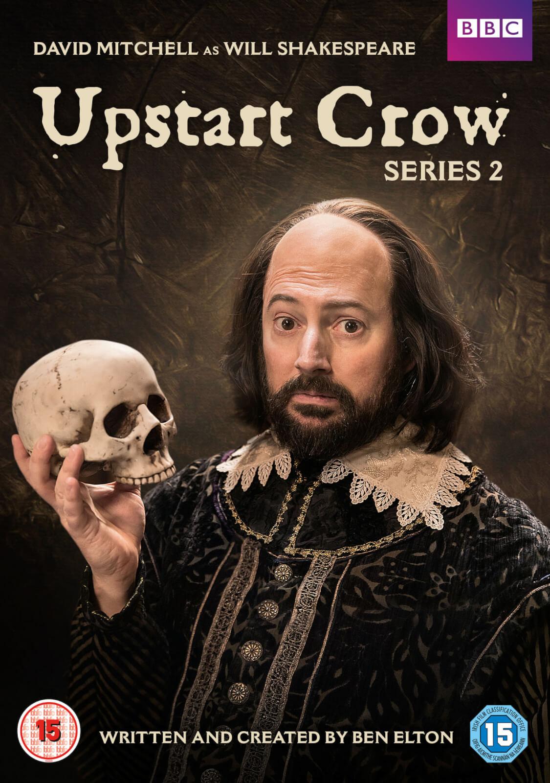 Upstart Crow Series 2 Dvd Zavvi Australia