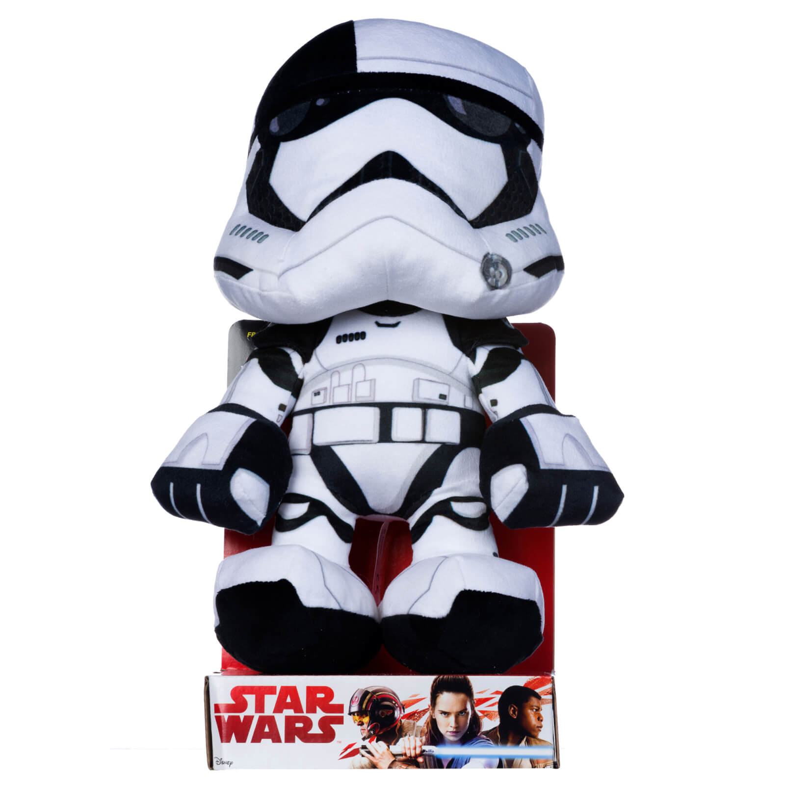 "Star Wars Episode 8 - The Last Jedi - 10"""" StormTrooper Executioner Plush"