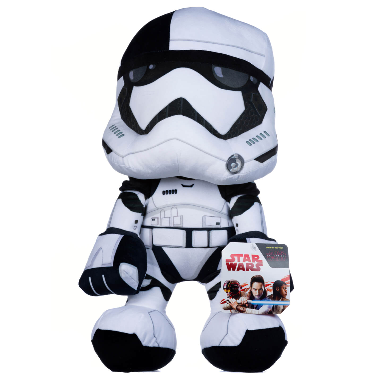 "Star Wars Episode 8 - The Last Jedi - 18"""" StormTrooper Executioner Plush"