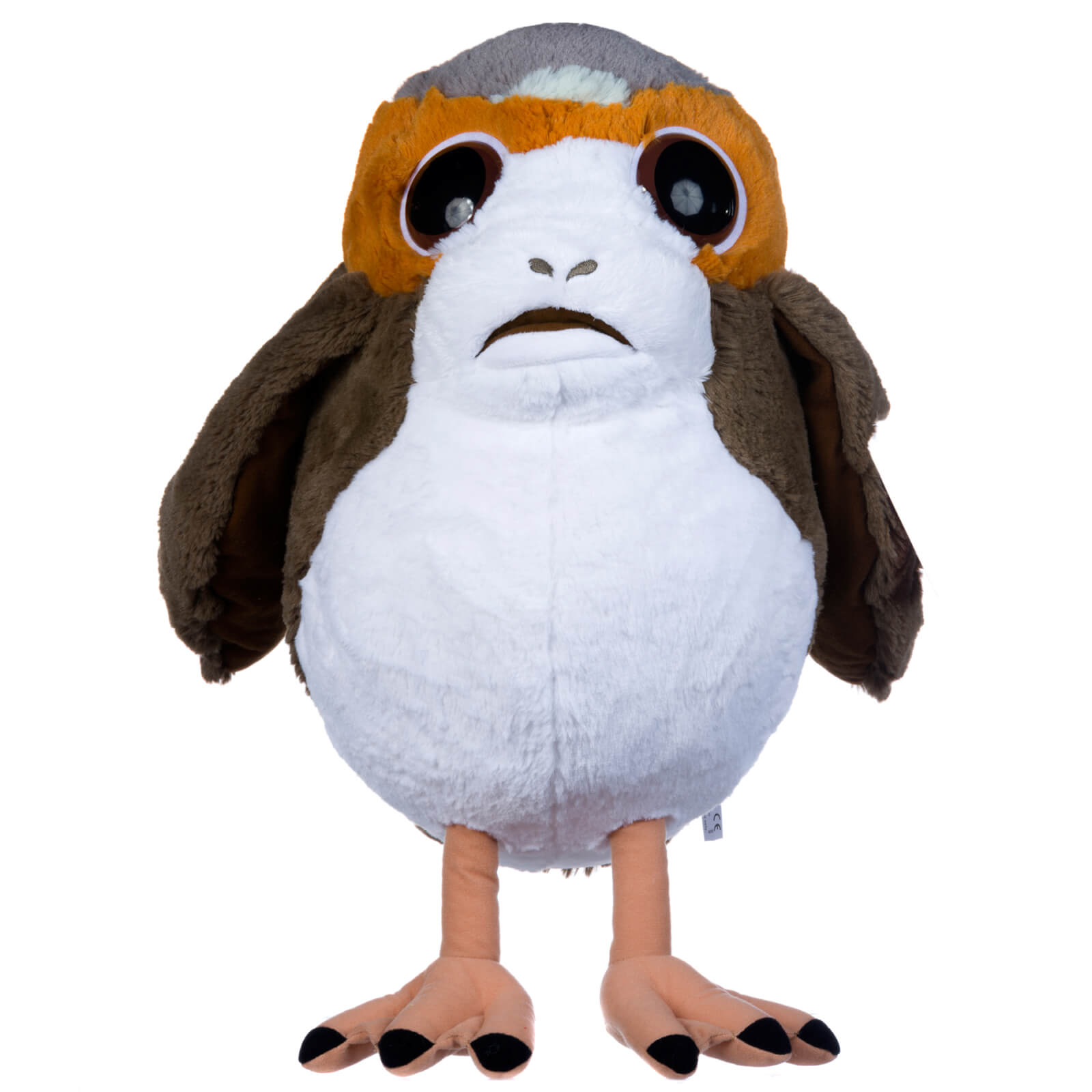 "Star Wars Episode 8 - The Last Jedi - 18"""" Porg Plush"