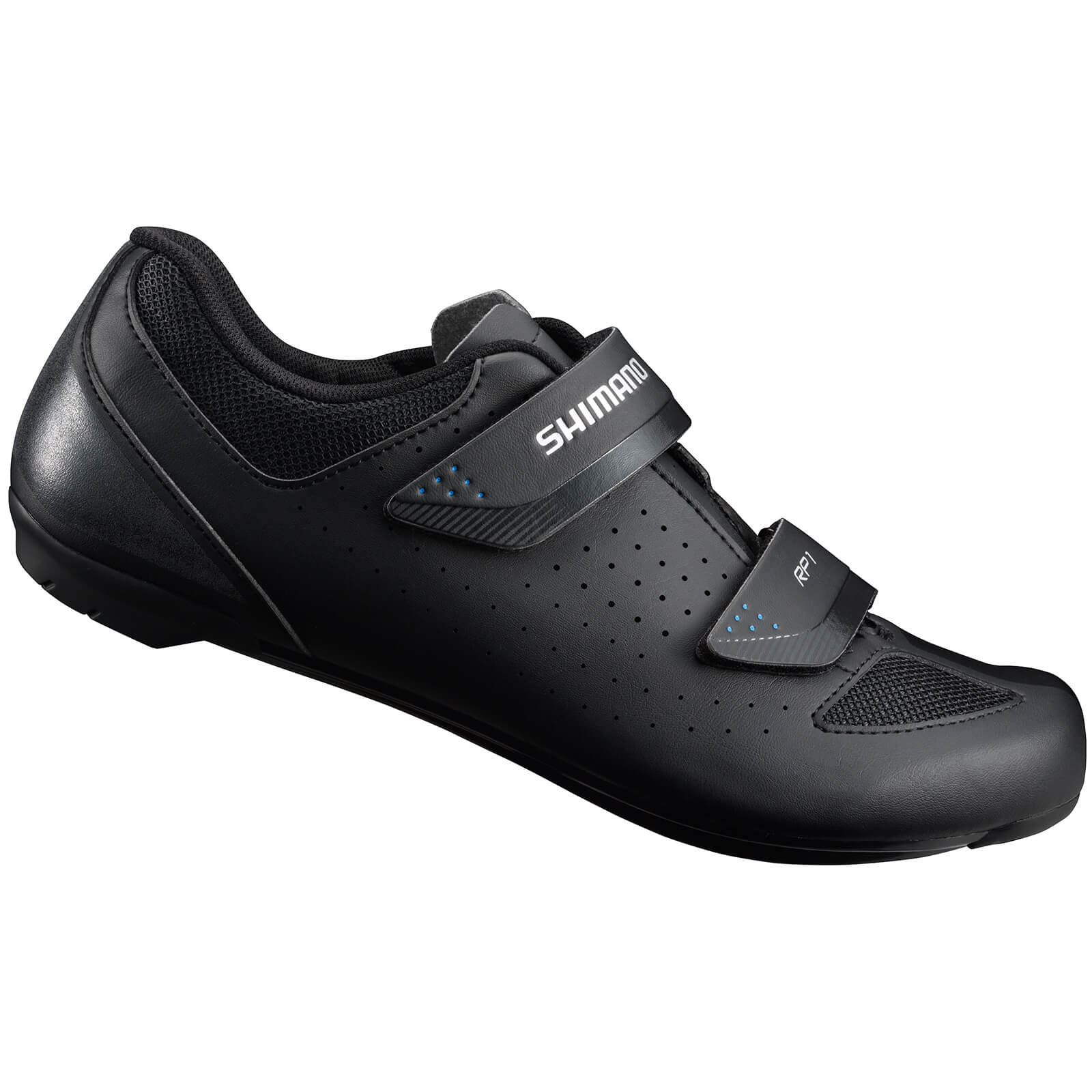 Shimano RP1 Road Shoes - Black