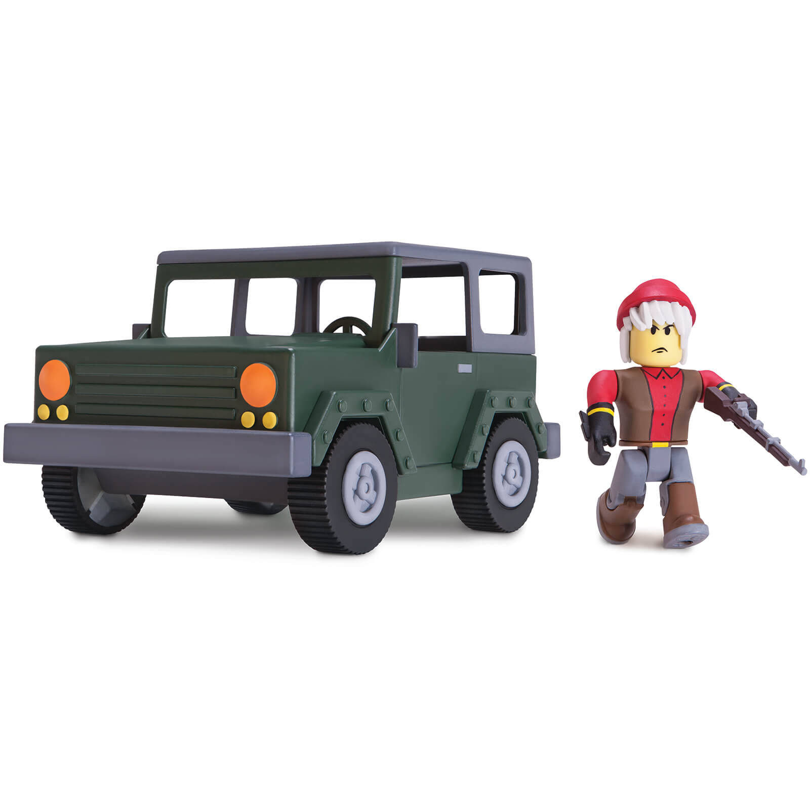 ROBLOX Apocalypse Rising 4x4 Vehicle Pack