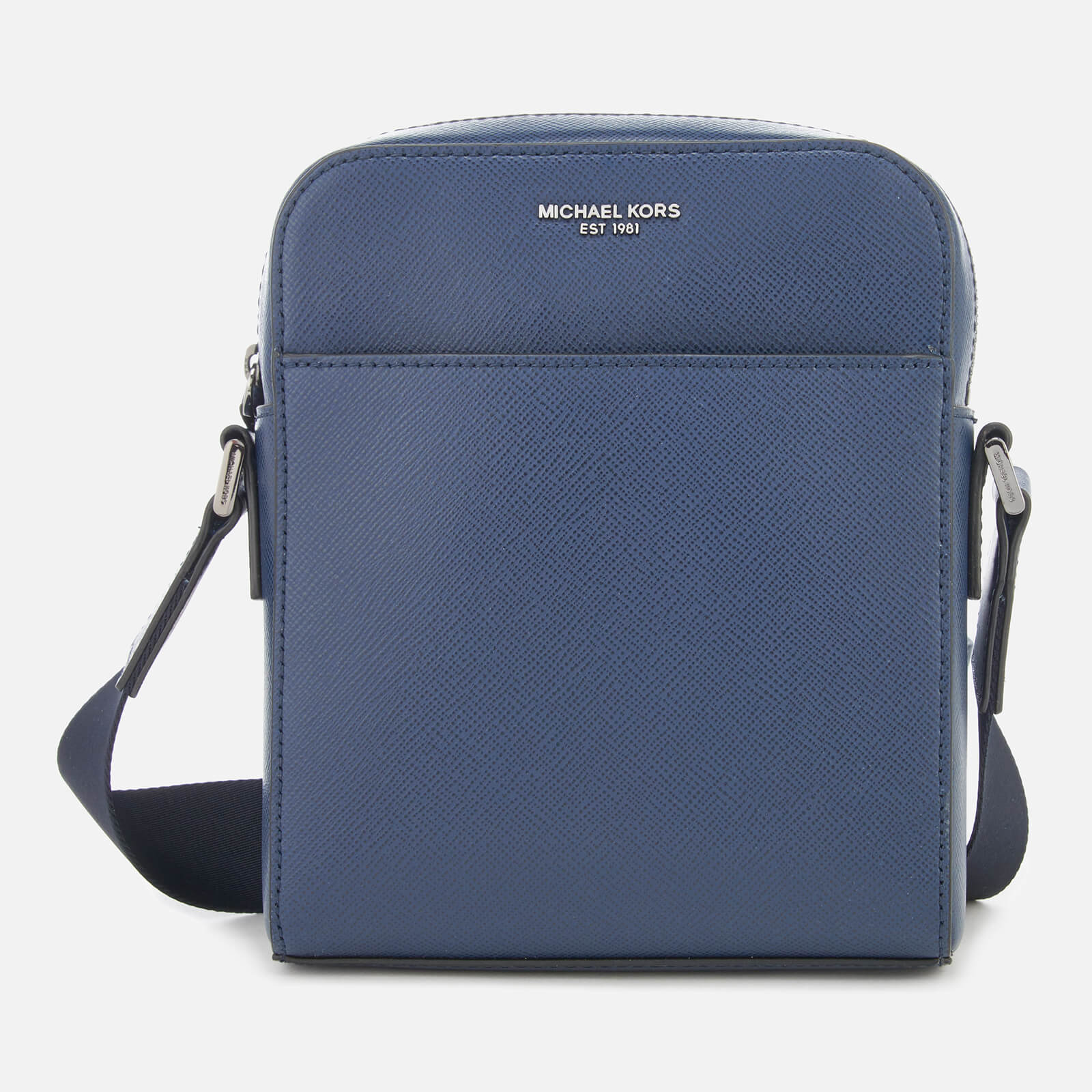 062f48ce290243 Michael Kors Men's Harrison Flight Bag - Navy Mens Accessories | TheHut.com