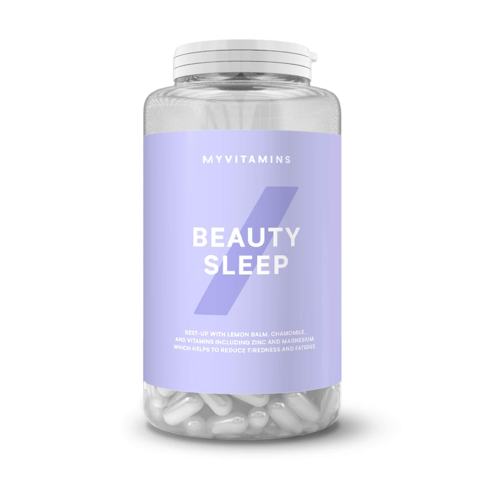 beauty sleep | stress & sleep | myvitamins