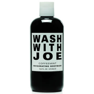 Wash With Joe Coffee Mint Invigorating Body Wash