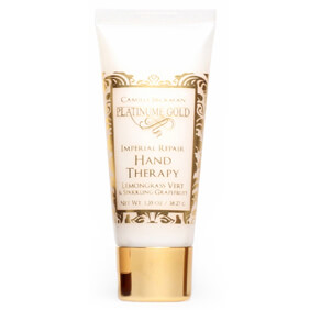 Camille Beckman Platinumé Gold Imperial Repair Hand Therapy