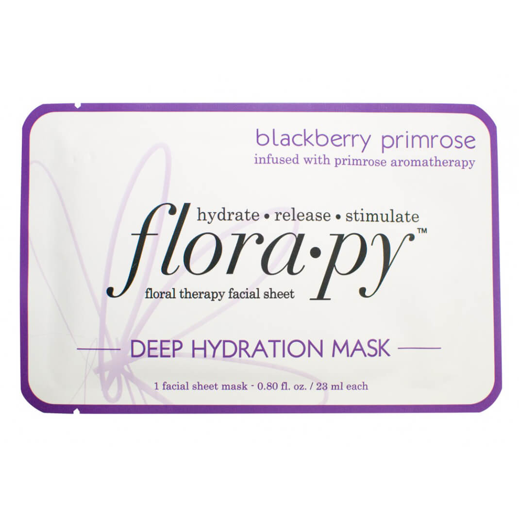 Florapy Deep Hydration Mask - Blackberry Primrose