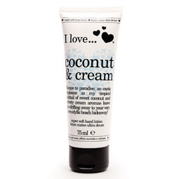 I love… Super Soft Hand Lotion