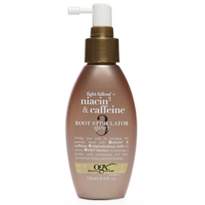 OGX Beauty Fight Fallout Niacin3 & Caffeine Root Stimulator Spray