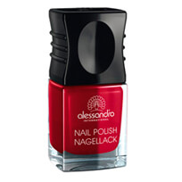 Alessandro Nail Polish Red N°26