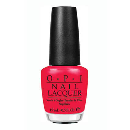 OPI Red Lights Ahead… Where?