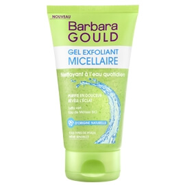 Barbara Gould Gel Exfoliant Micellaire