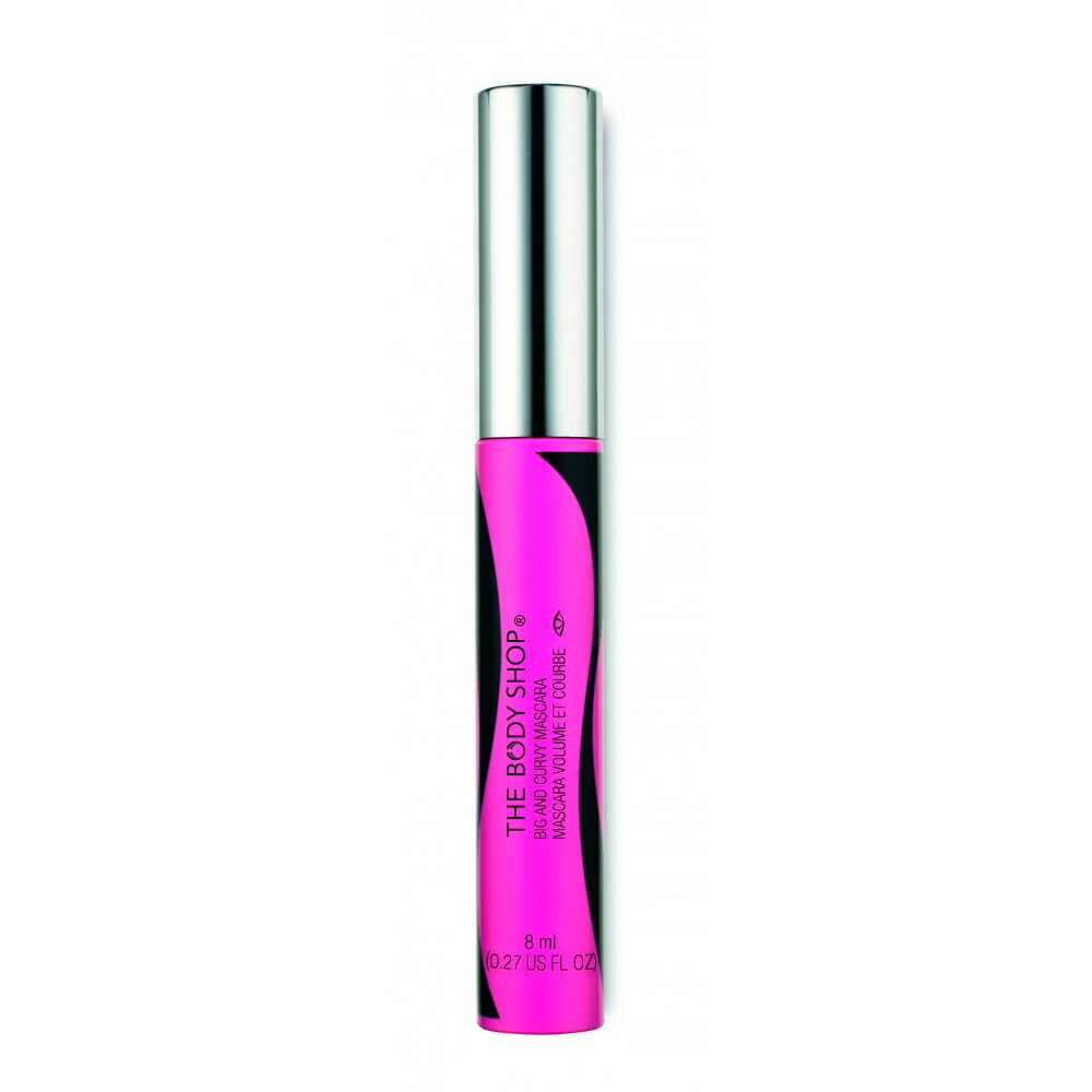 The Body Shop Big & Curvy Mascara