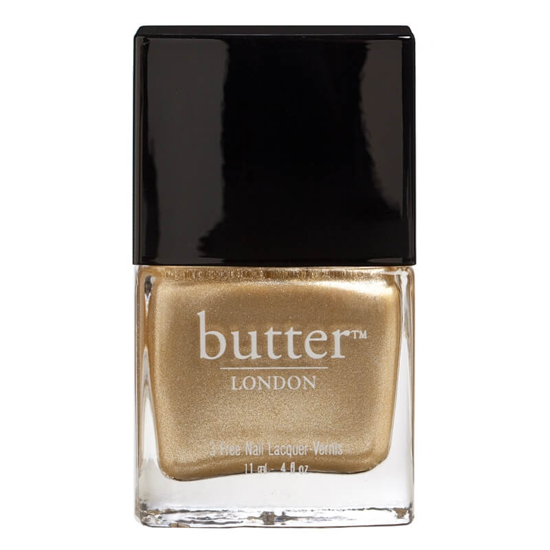 butter LONDON Nagellack The Full Monty