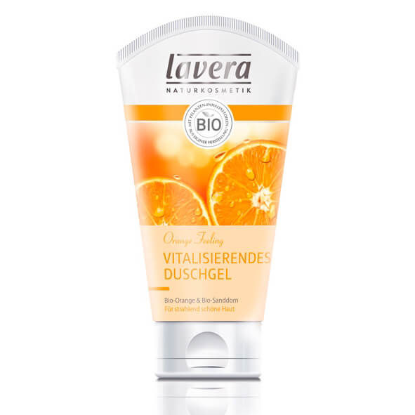 Lavera Orange Feeling – Vitalisierendes Duschgel