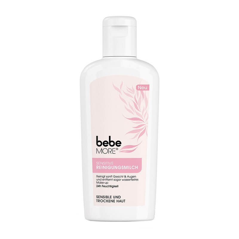 bebe Sensitive Reinigungsmilch
