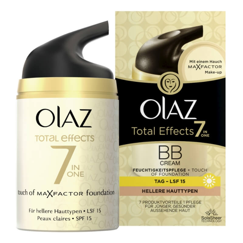 OLAZ Total Effects BB Cream Touch of Foundation