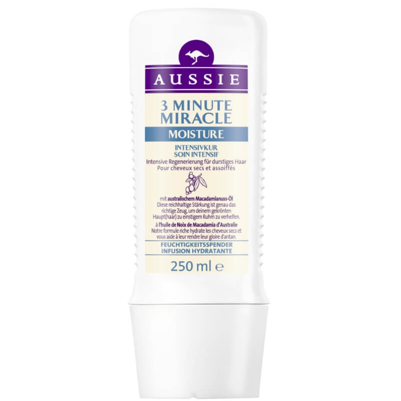 Aussie Hair Care 3 Minute Miracle Moist Intensivkur