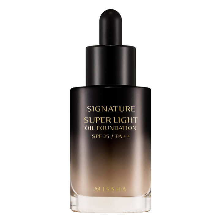 MISSHA Signature Super Light Oil Foundation