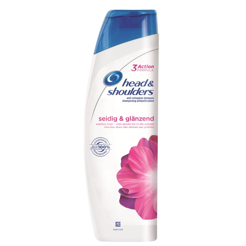 Head & Shoulders seidig & glänzend Shampoo