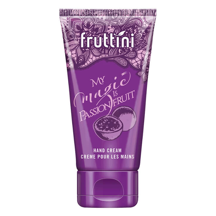 "Fruttini Hand Cream ""My magic is passion fruit"""