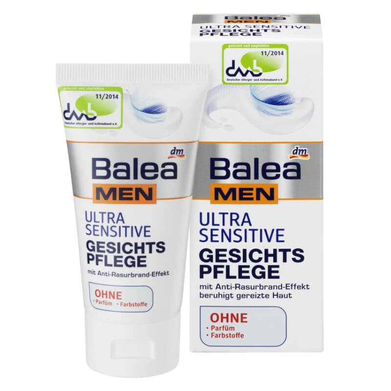 Balea ultra sensitive Gesichtspflege