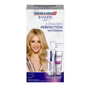 blend-a-med 3D White 2-Phasen Perfection Whitening Pack