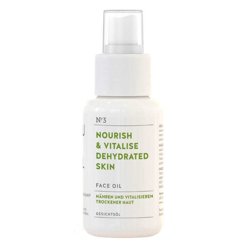 You & Oil Face oil NOURISH & VITALISE dehydrated skin