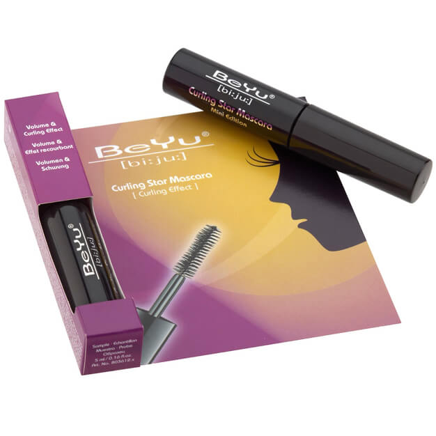 BEYU Curling Star Mascara