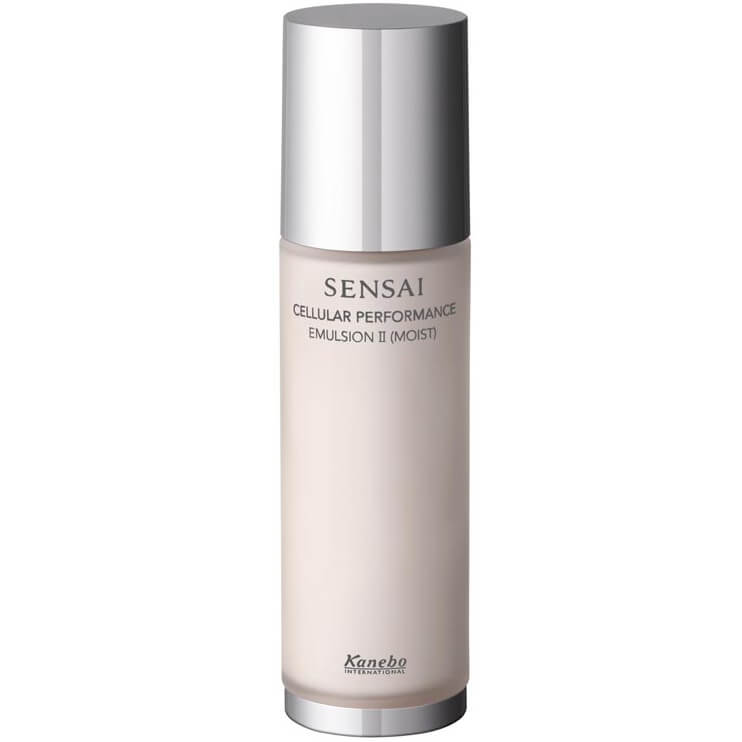 SENSAI von Kanebo CELLULAR PERFORMANCE EMULSION II