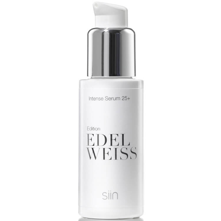 siin. Made for Beauty. Made in Austria Edition Edelweiss Intense Serum