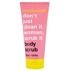 Anatomicals Dont Just Clean It Woman Scrub It, Body Scrub
