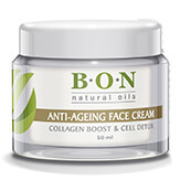 BON B.O.N. Anti-Ageing Face Cream Collagen Boost & Cell Detox