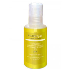 Monu Warming Ginger Body Oil