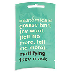 Anatomicals Mattifying Anti Grease Face Mask